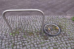 Fahrraddiebstahl, Kriminalität