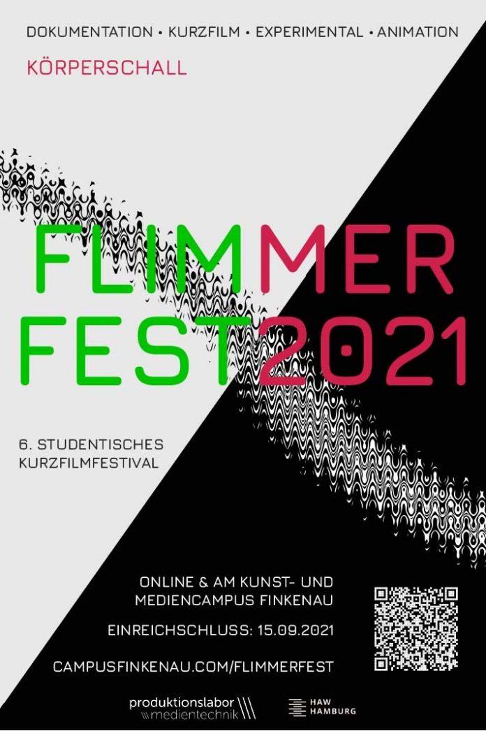 Flimmerfest 2021: Plakat