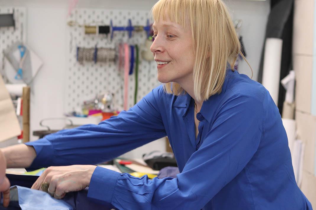 Katrin Rieber, Gründerin von Tentation