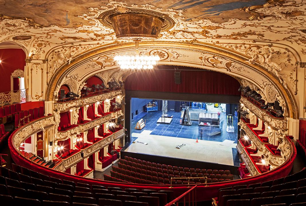 Theater in Hamburg öffnen wieder, unter anderem auch das Deutsche Schauspielhaus
