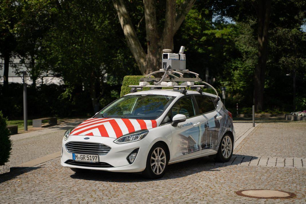 Speziell ausgestattete Fahrzeuge fahren die nächsten sechs Wochen durch Hamburg, um Hamburgs