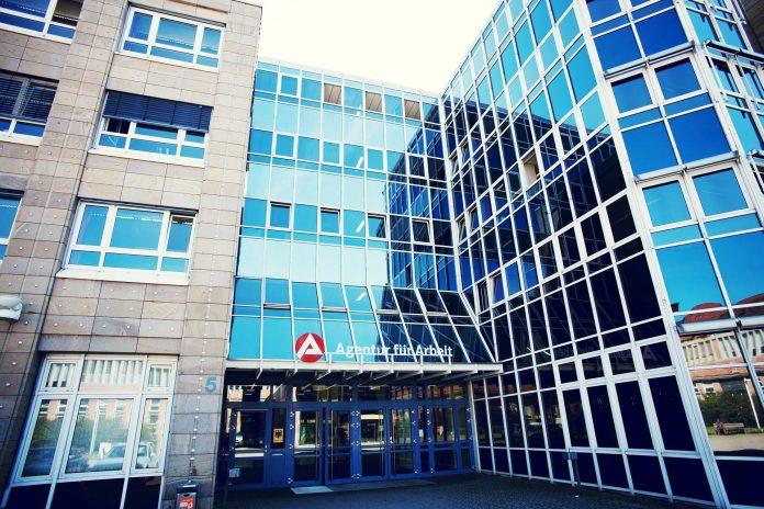 Arbeitslosigkeit, Agentur für Arbeit, Hamburg
