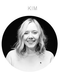 Ein Portrait von Kim