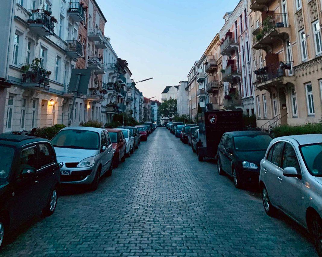 Anwohnerparkzonen: Parkplätze in Eimsbüttel