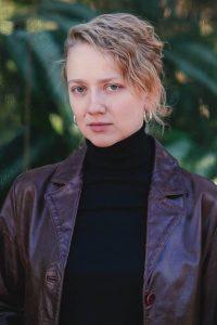 Portrait Mia Oberländer